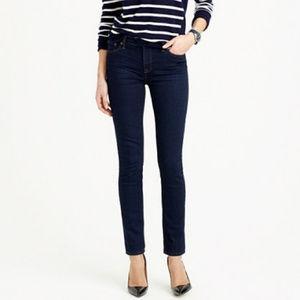 J. Crew Reid Jeans Women's Dark Wash Size 27